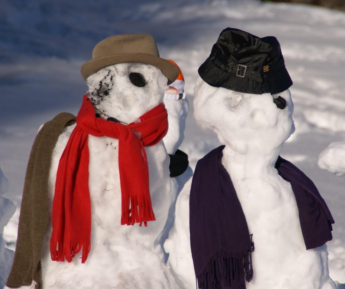 Snowman Trip
