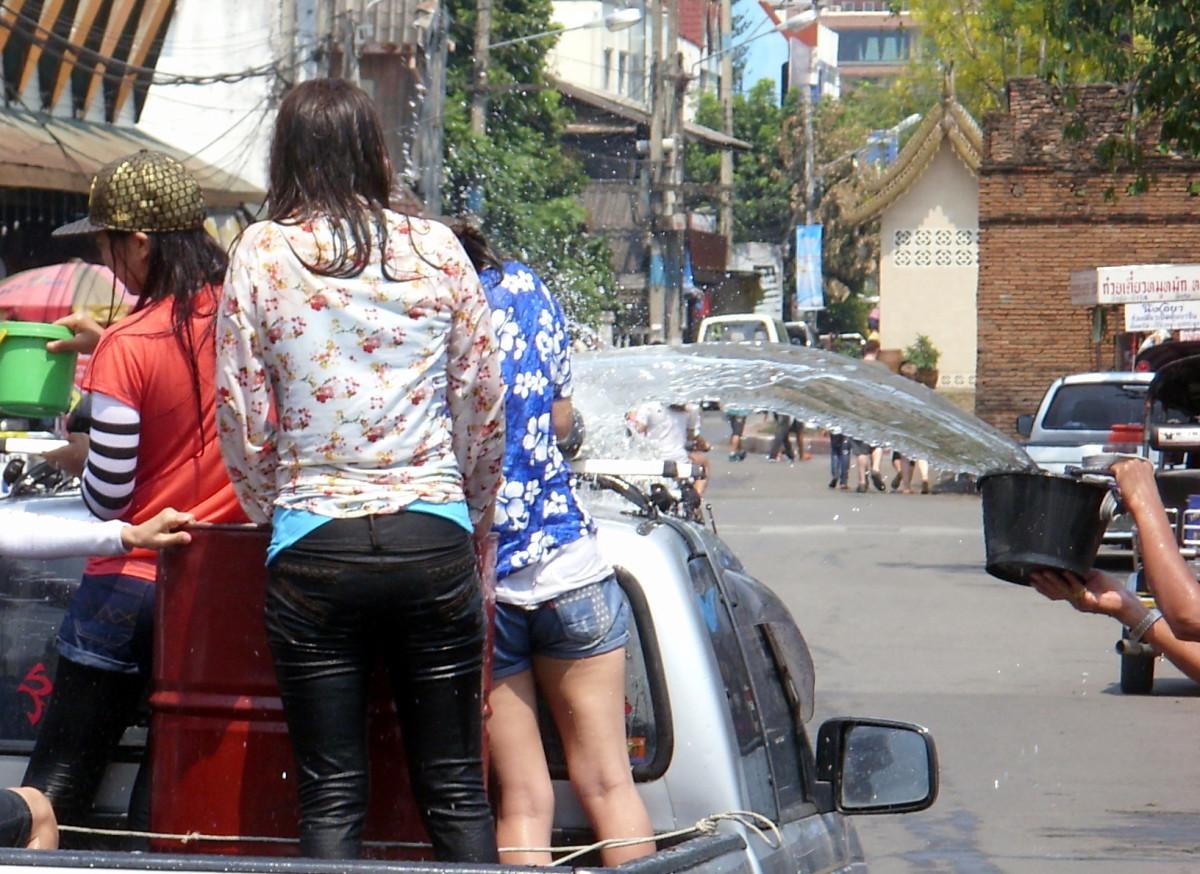 Thai Songkran Festival