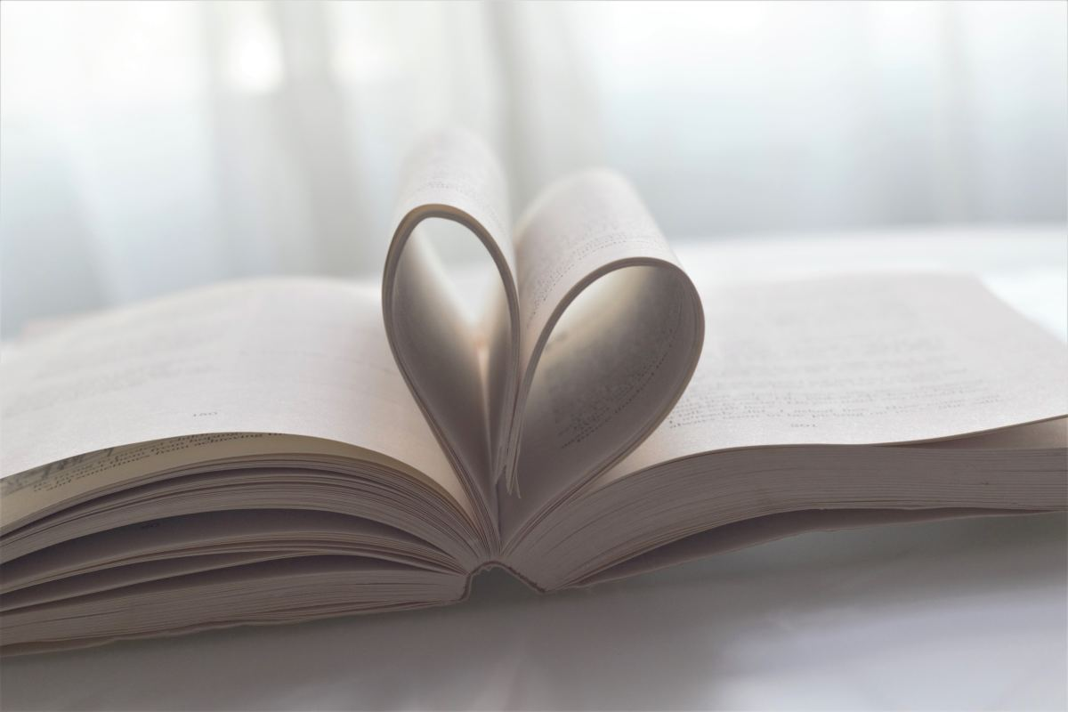 Is your husband a big reader? A special book or other literary item would make a nice gift.