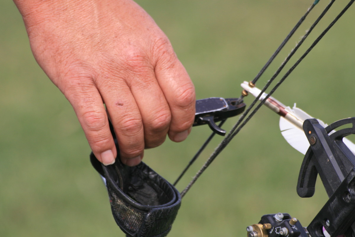 Fishermen often love new trappings to tie their own lures, or a new rod or reel might be what he's thinking about lately.