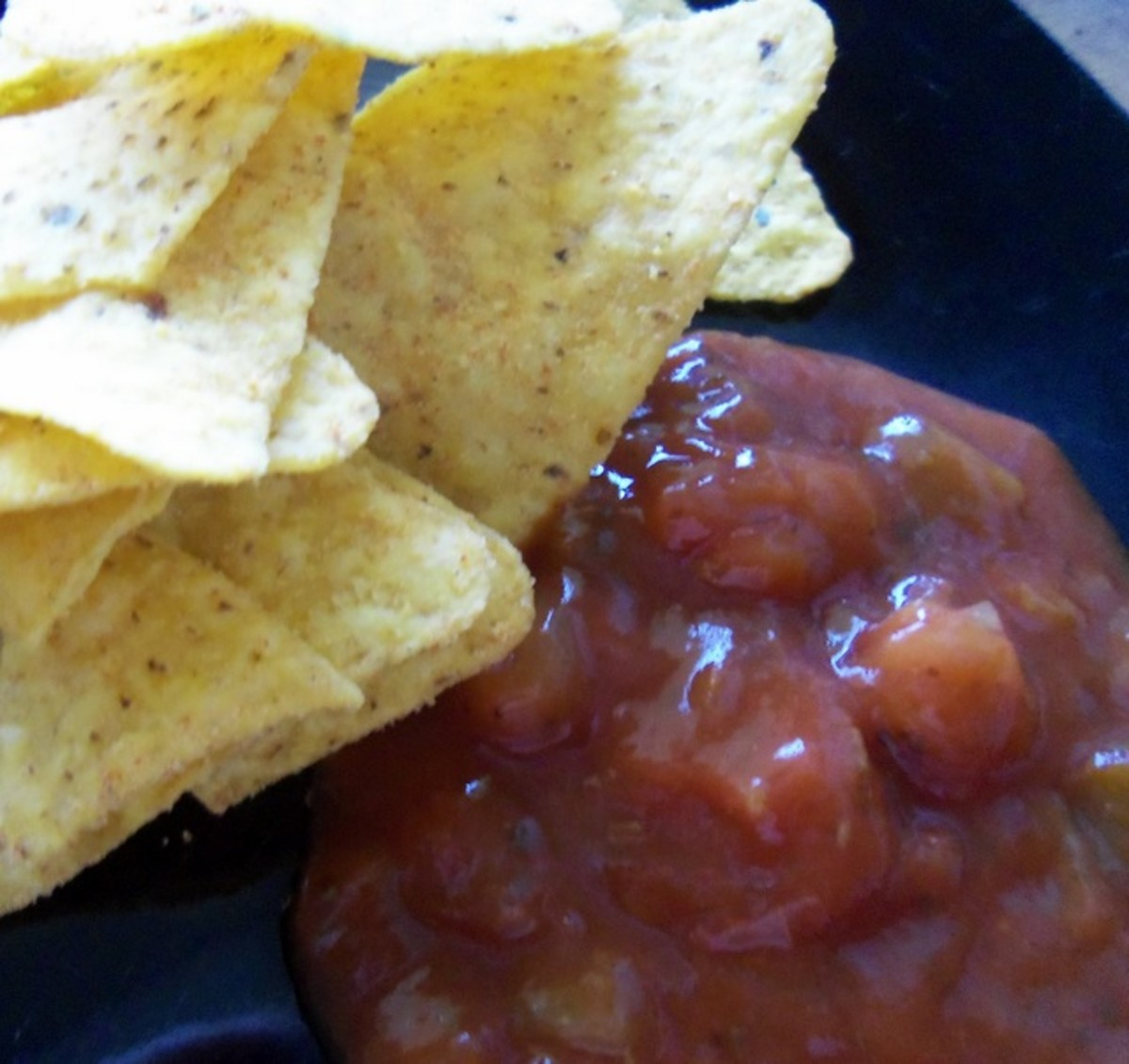 Children of the Corn Chips With Insidious Salsa