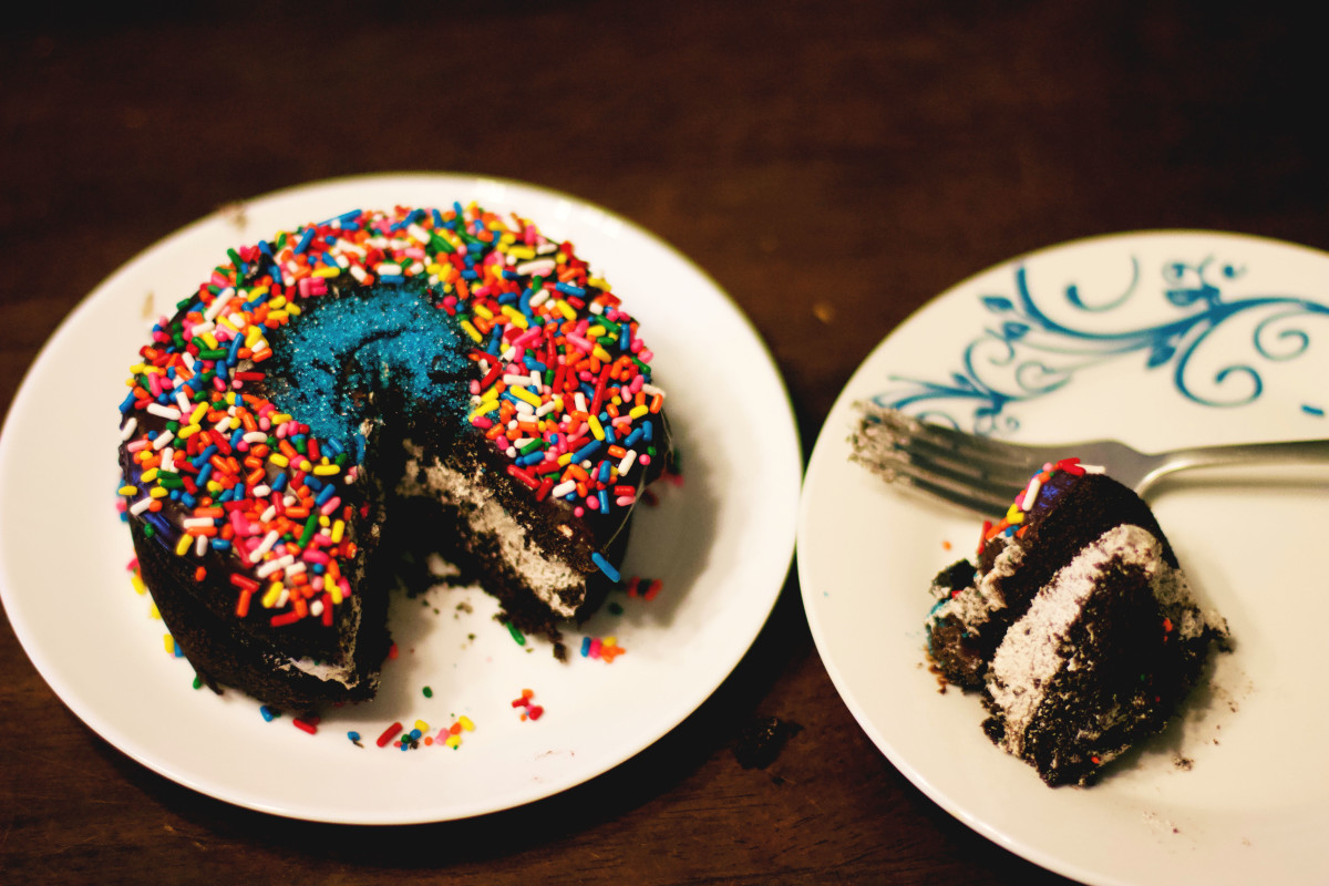 Cakes can be expensive, but there are other dessert options.
