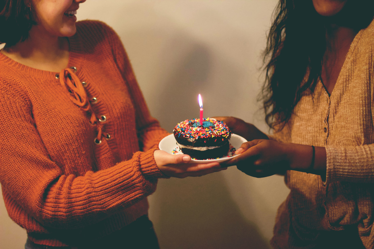 Homemade gifts or treats are cheap and may be more memorable than store-bought ones.