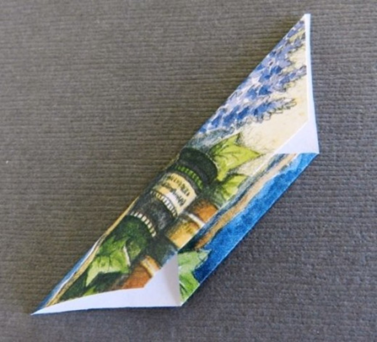 Basis Origami for Card Making