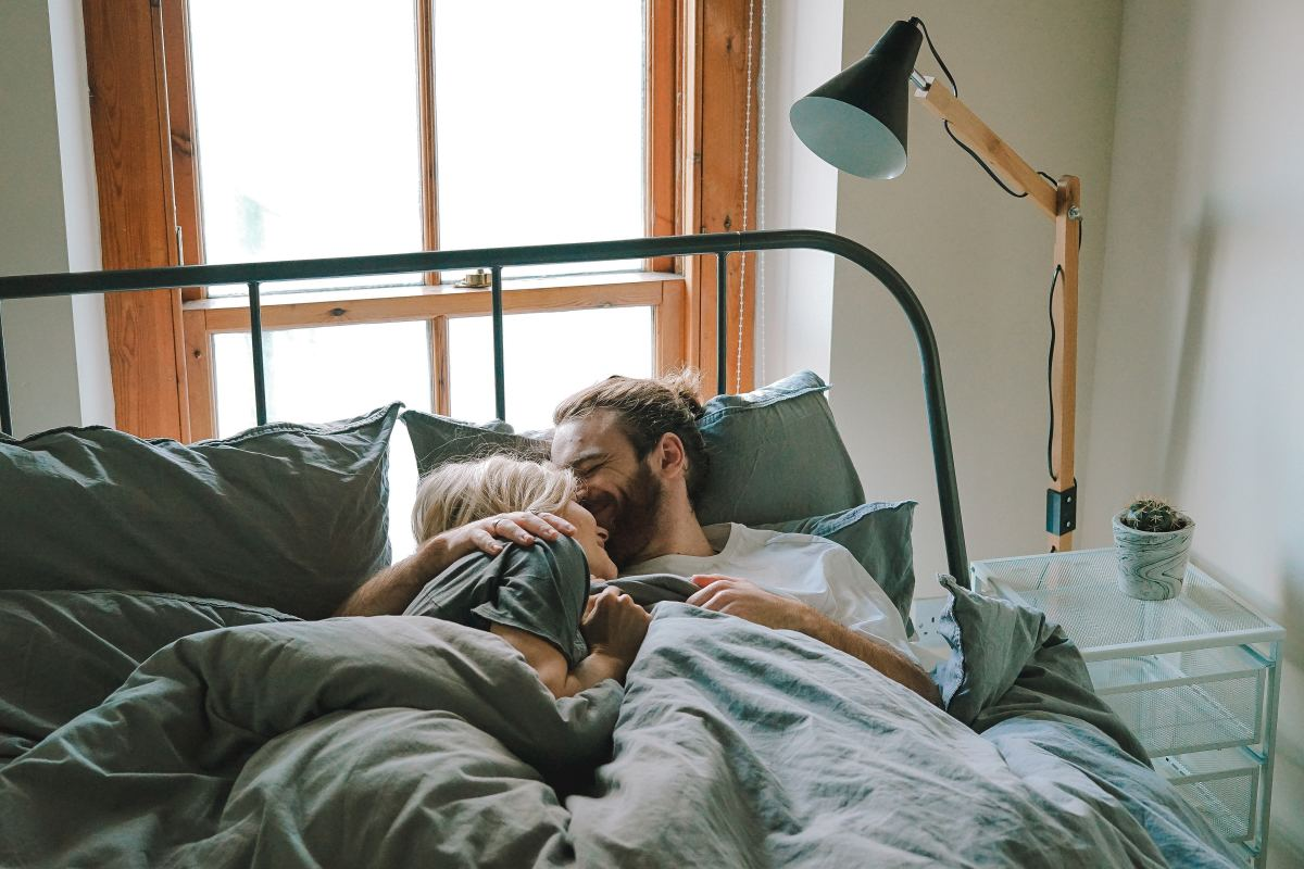 You might not think to give your significant other a get well soon card, but a little bit of effort can go a long way in speeding up their recovery.