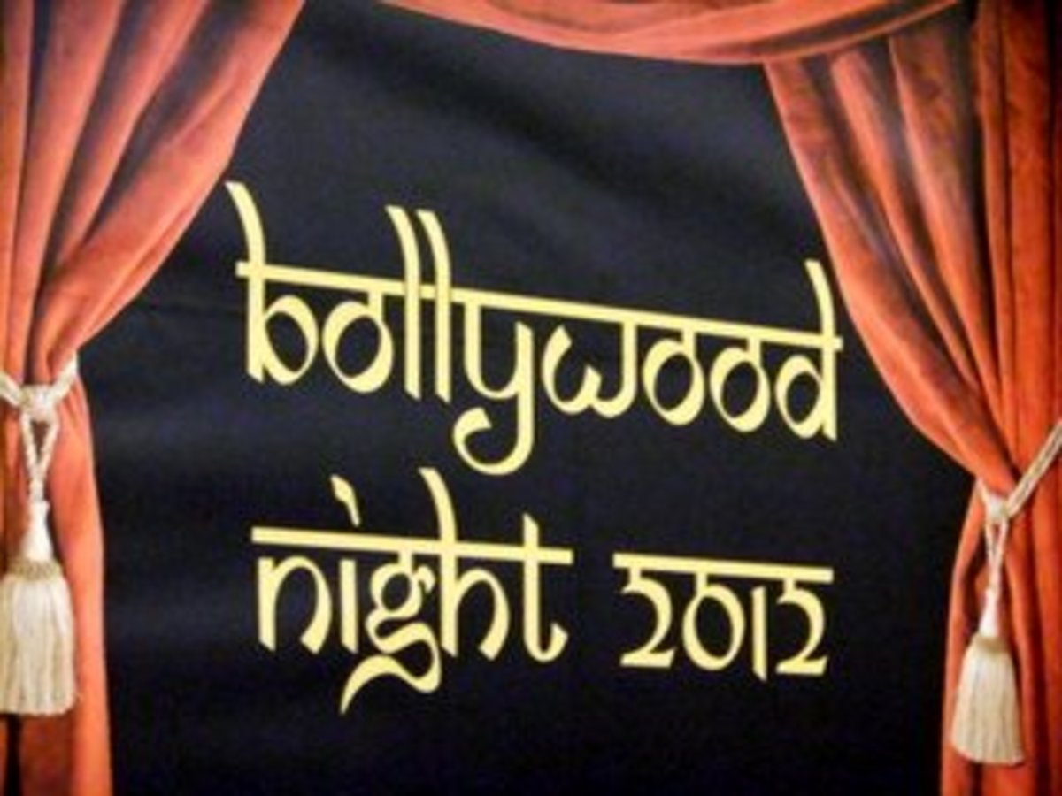 Dinner Party Theme - Bollywood Night