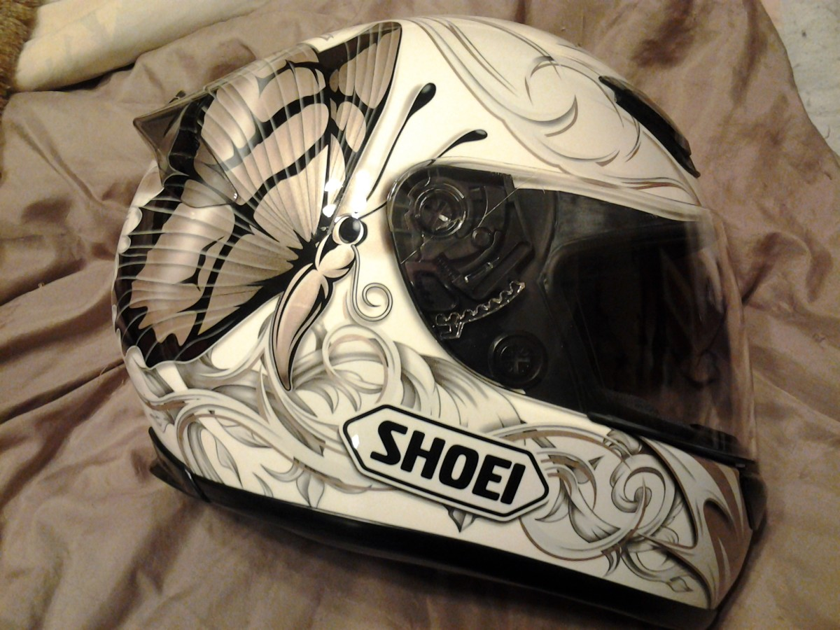 helmets are perfect as a flower girl basket, table centerpieces or at the alter and a plain one with a paint pen will be a fun guest book