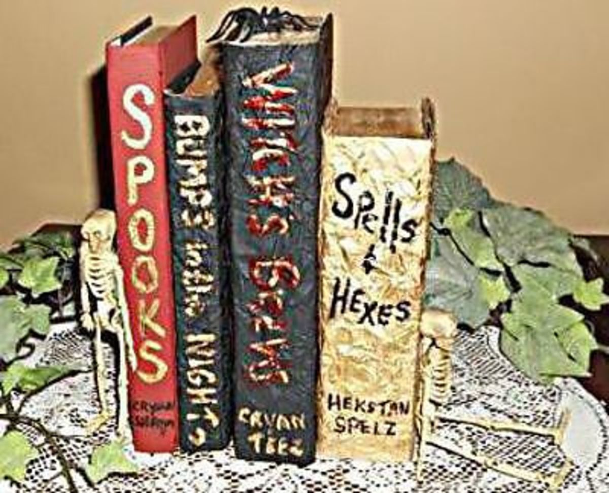 spooky-books-halloween-craft