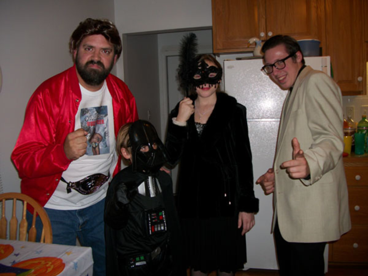 7 Fun Things to Do at Your Halloween Party
