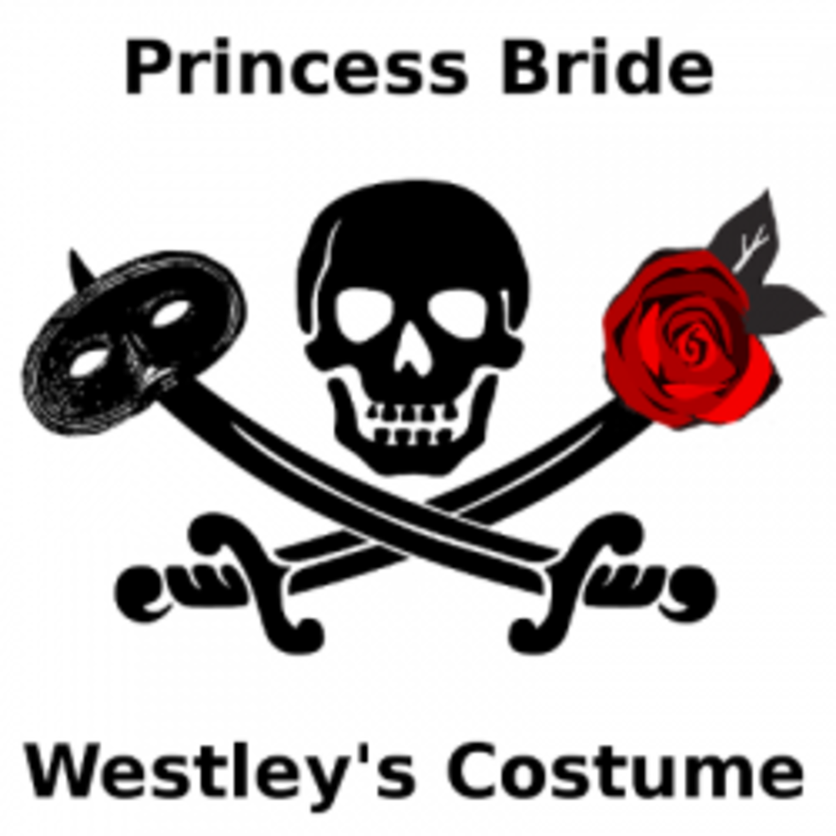 Dress as the Princess Bride Hero Westley for Halloween or Cosplay
