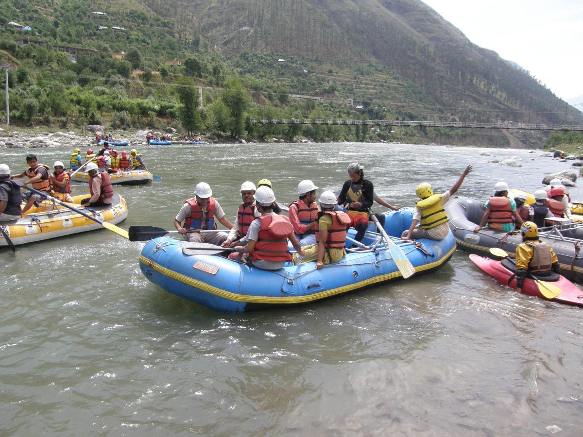 The River Beas