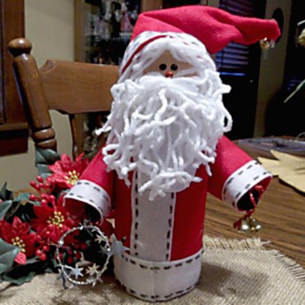 santa-craft
