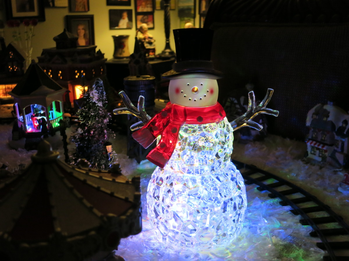 Frosty the Snowman is another character associated with a famous song.