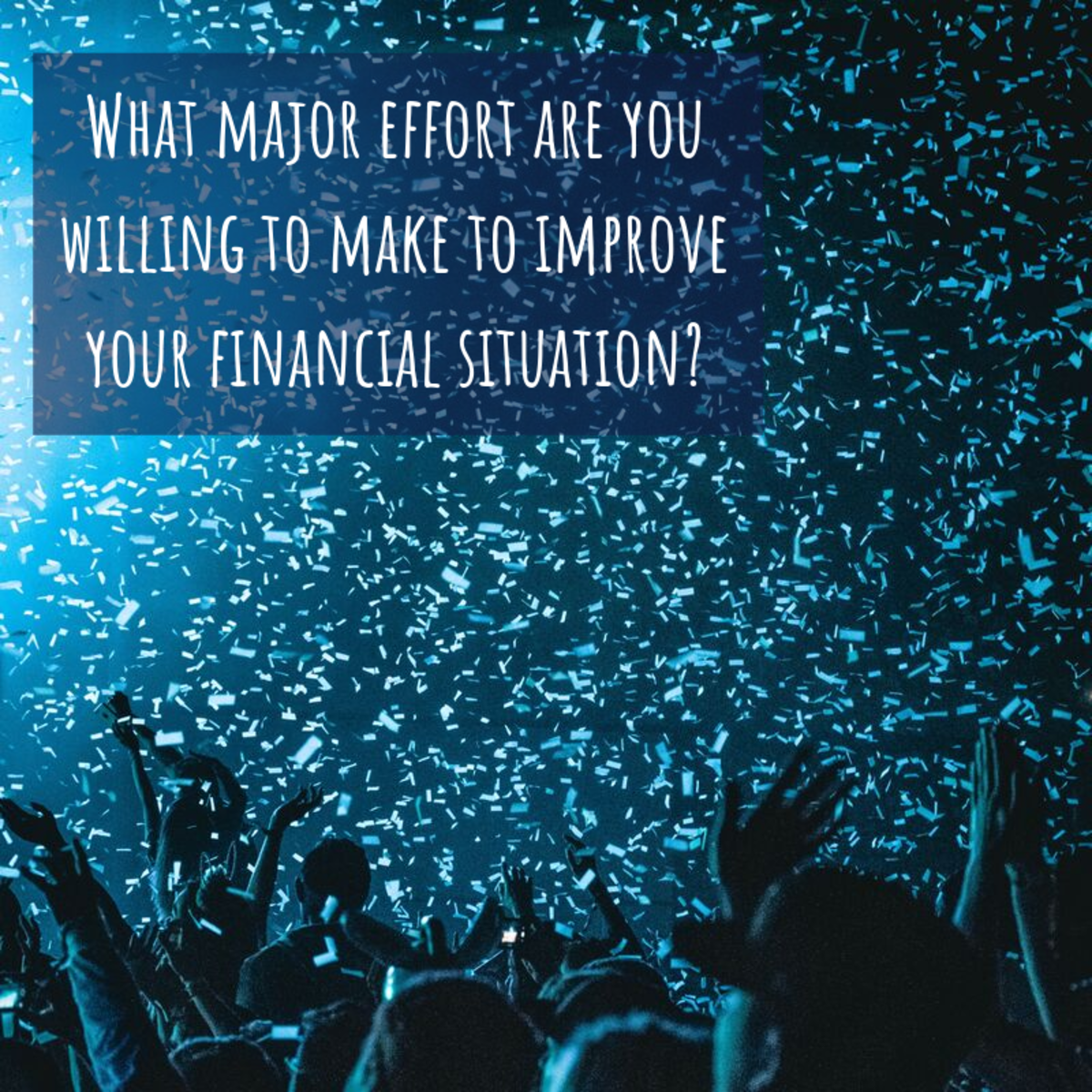 Is there a small change you could make to your life or routine that could help you save more and spend less?
