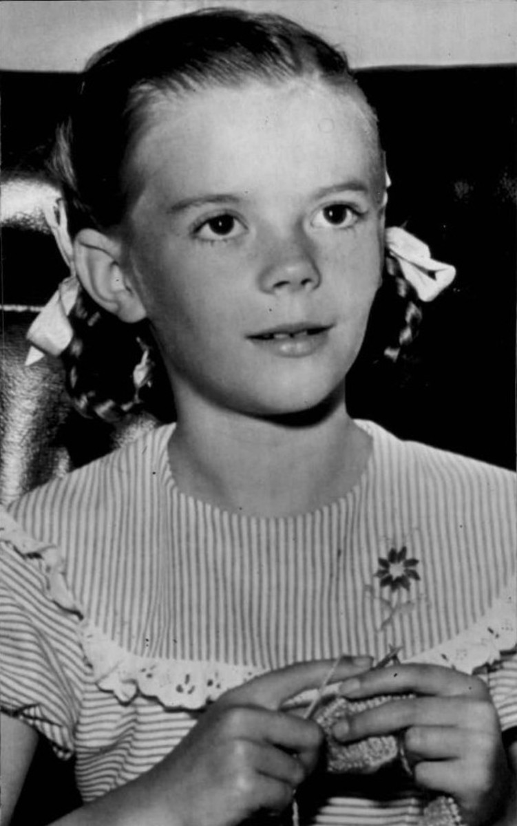 Natalie Wood, an Amazing Child Actress