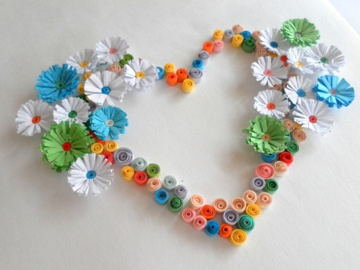 Paper quilling fun craft projects and ideas for for Quilling paper craft