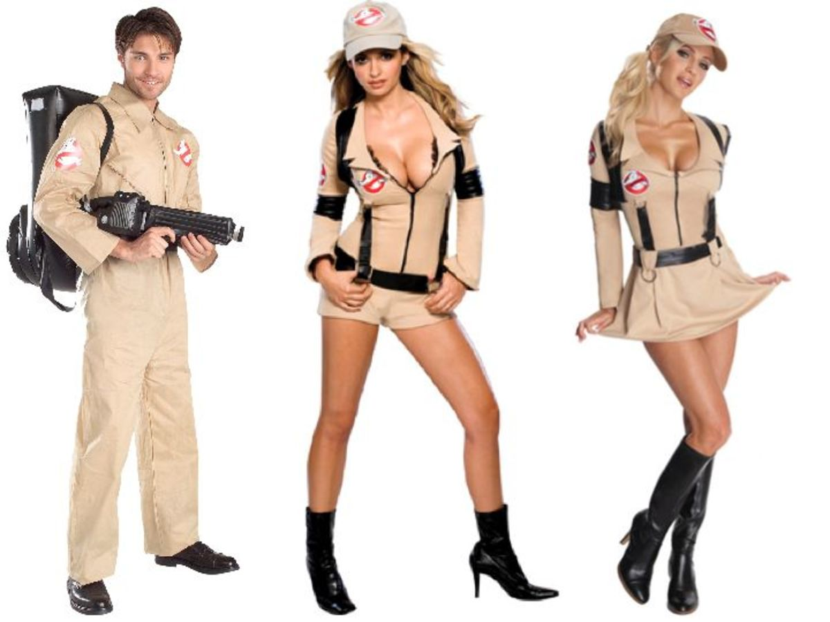 Adult Ghostbusters Halloween Costumes