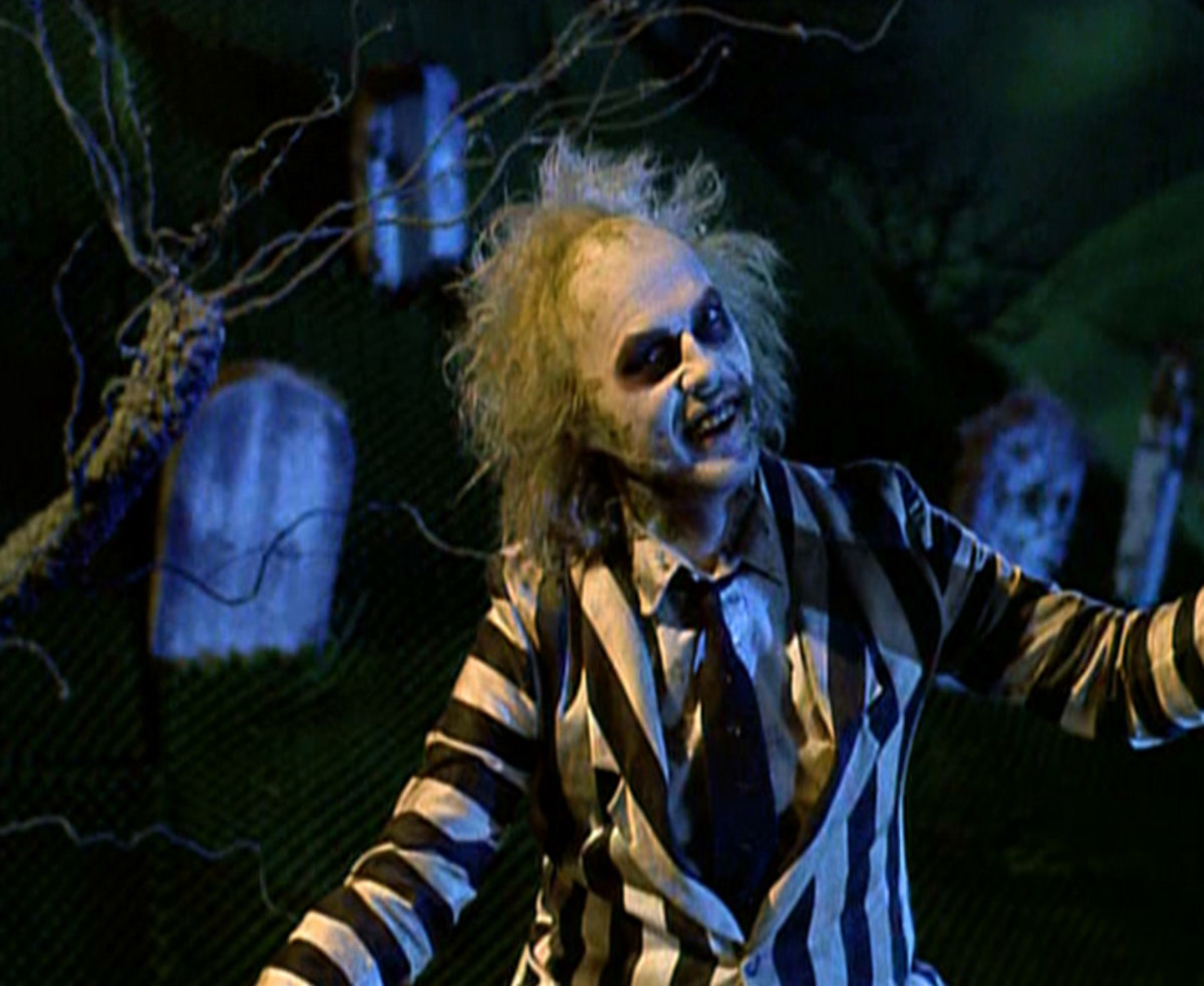 Michael Keaton as Beetlejuice