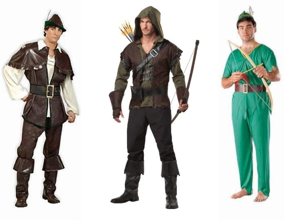 Men Robin Hood Costumes