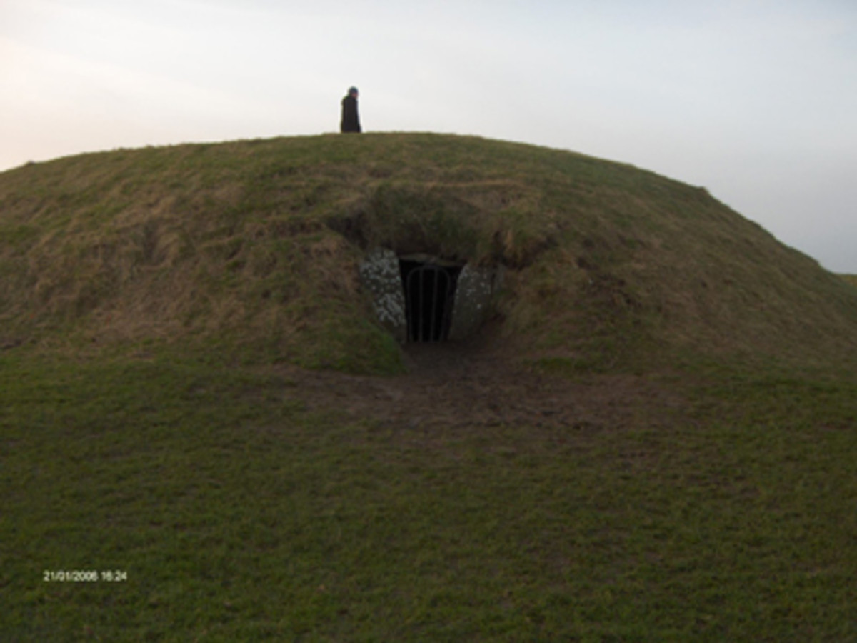 This ancient mound in Ireland has a doorway that opens the tomb to the light only two days a year, and one of them is Groundhog Day.