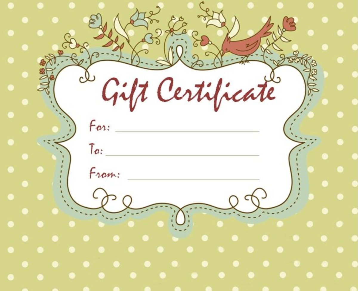 "Very last minute gift for mom - a ""Month Club"" certificate."