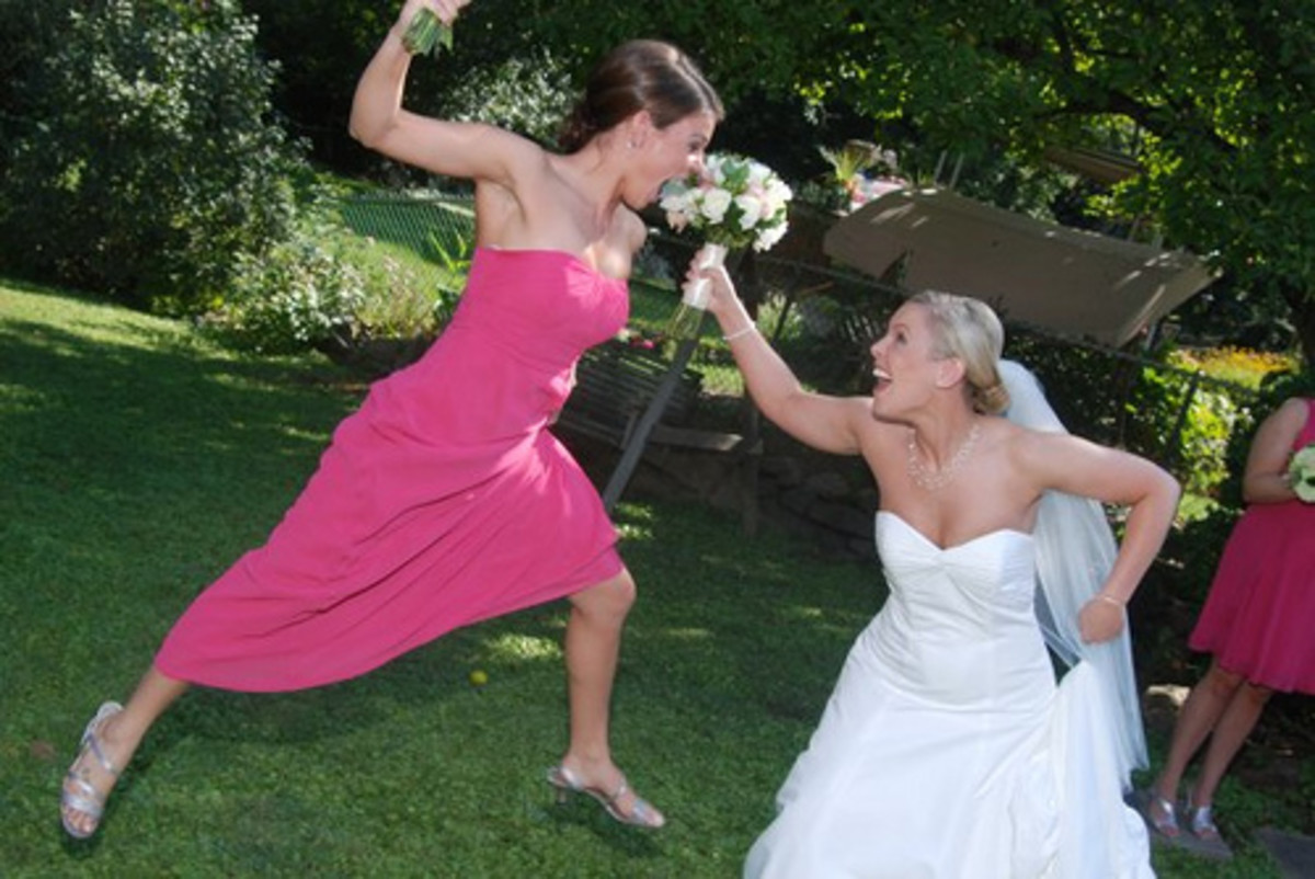 12 of the Most Common Wedding Party Faux Pas