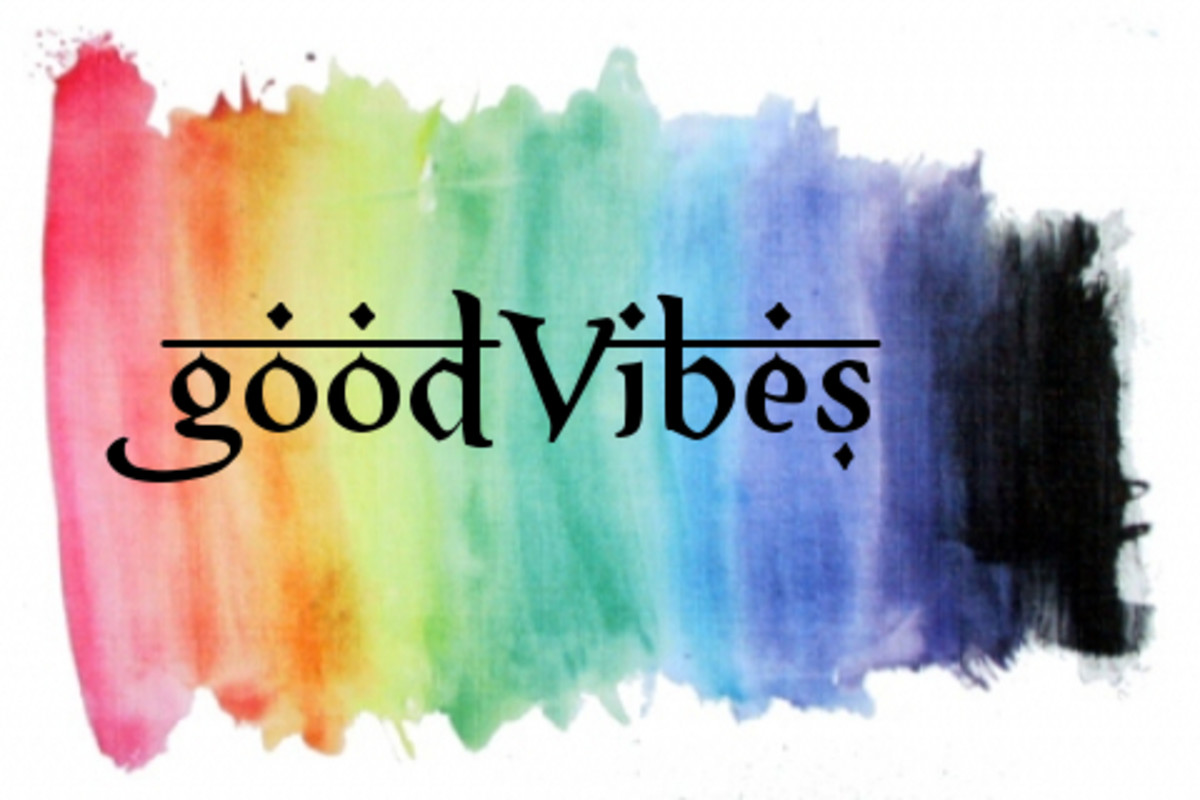 Good vibes to you and yours! Don't forget to focus on the positive.