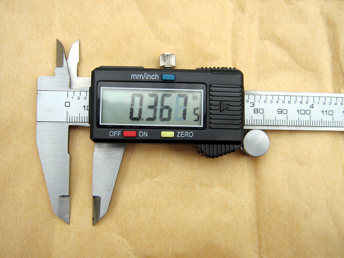A vernier caliper is a must-have measuring device for any engineer, whether student or professional.
