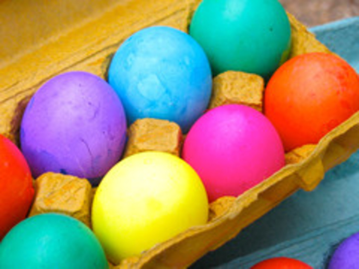 Today many say that the colorful confetti shower brings luck and good fortune to those to whom an egg is broken over their head.