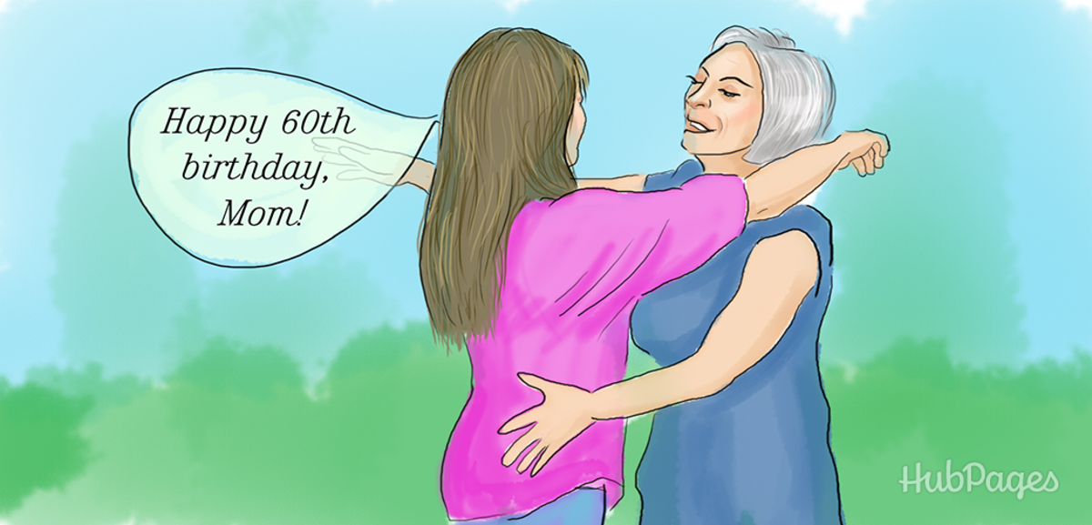 Best 60th Birthday Wishes, Messages, and Quotes for Mom