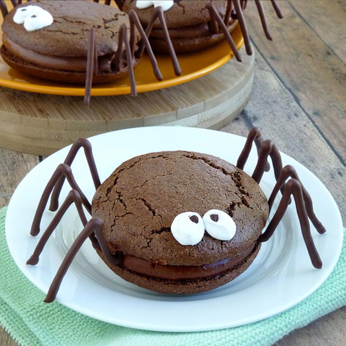 Whoopie Spiders