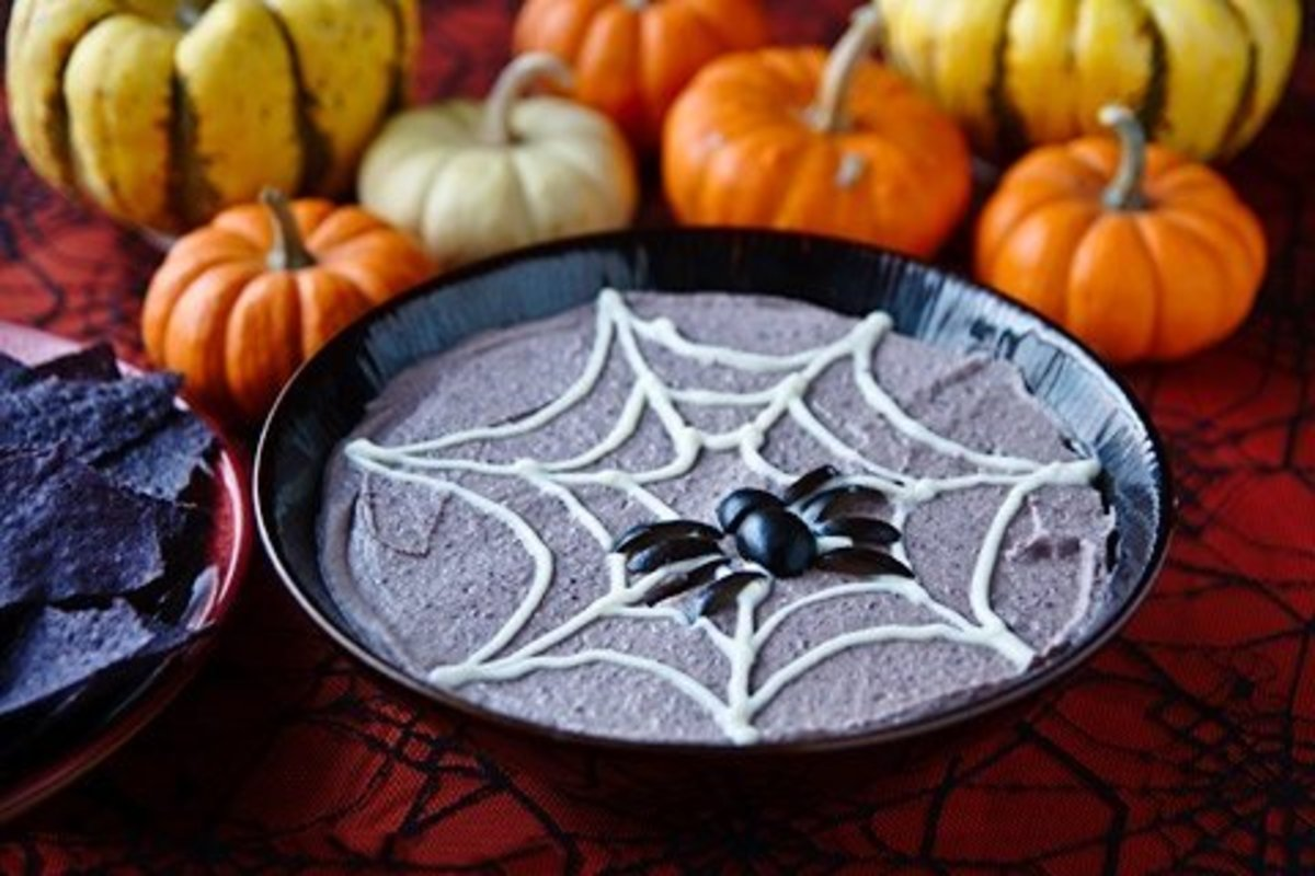 20 Fabulous Halloween Food Ideas