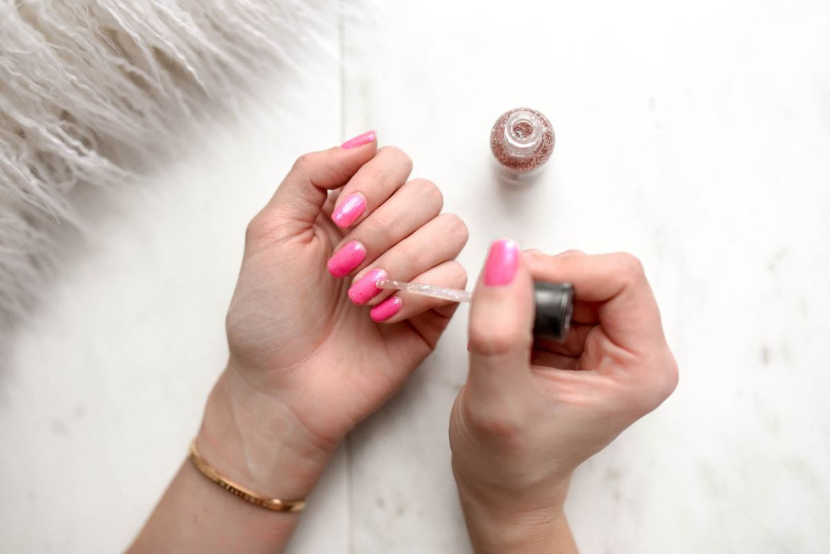 Nail polish is a great gift for almost any woman.