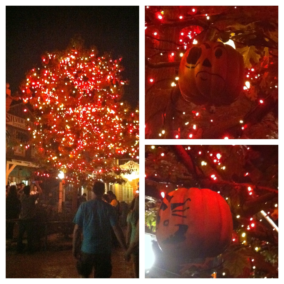 Visit the Halloween Tree, which is inspired by a Ray Bradbury book.