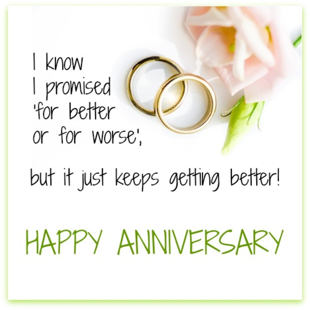 Happy anniversary messages and wishes holidappy these meaningful messages for spouses are designed to warm the heart m4hsunfo Images