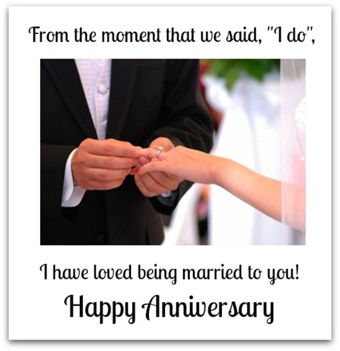 Anniversary Poem for Spouse