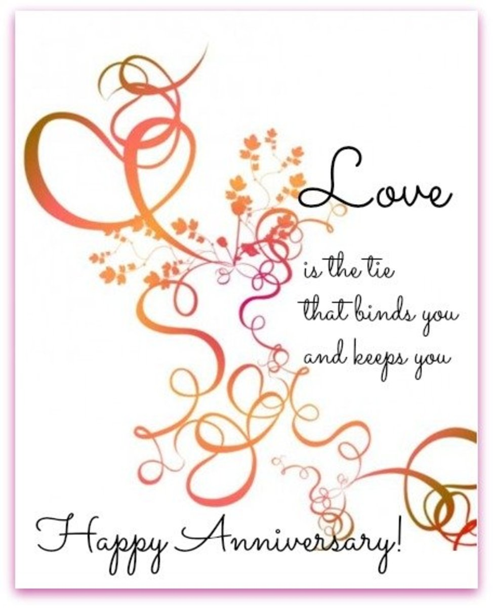 Love Anniversary Wishes