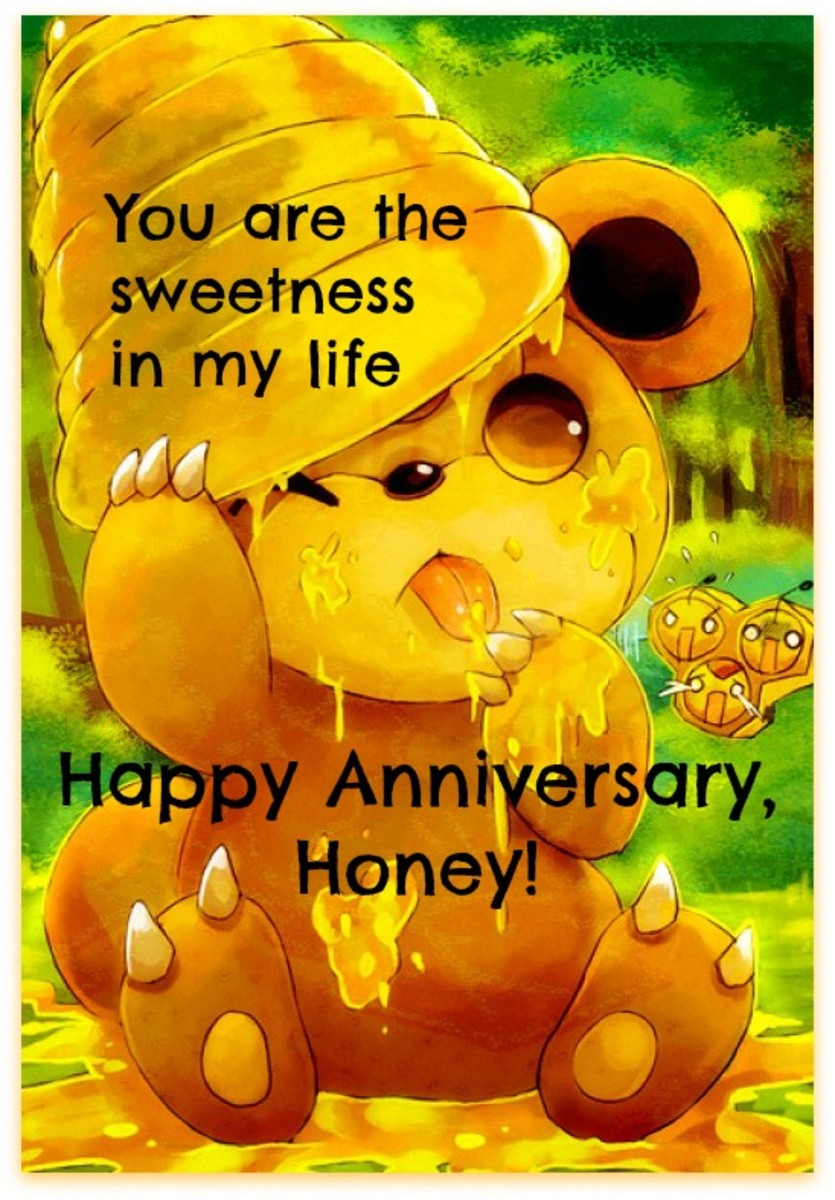 Anniversary Wishes Cartoon