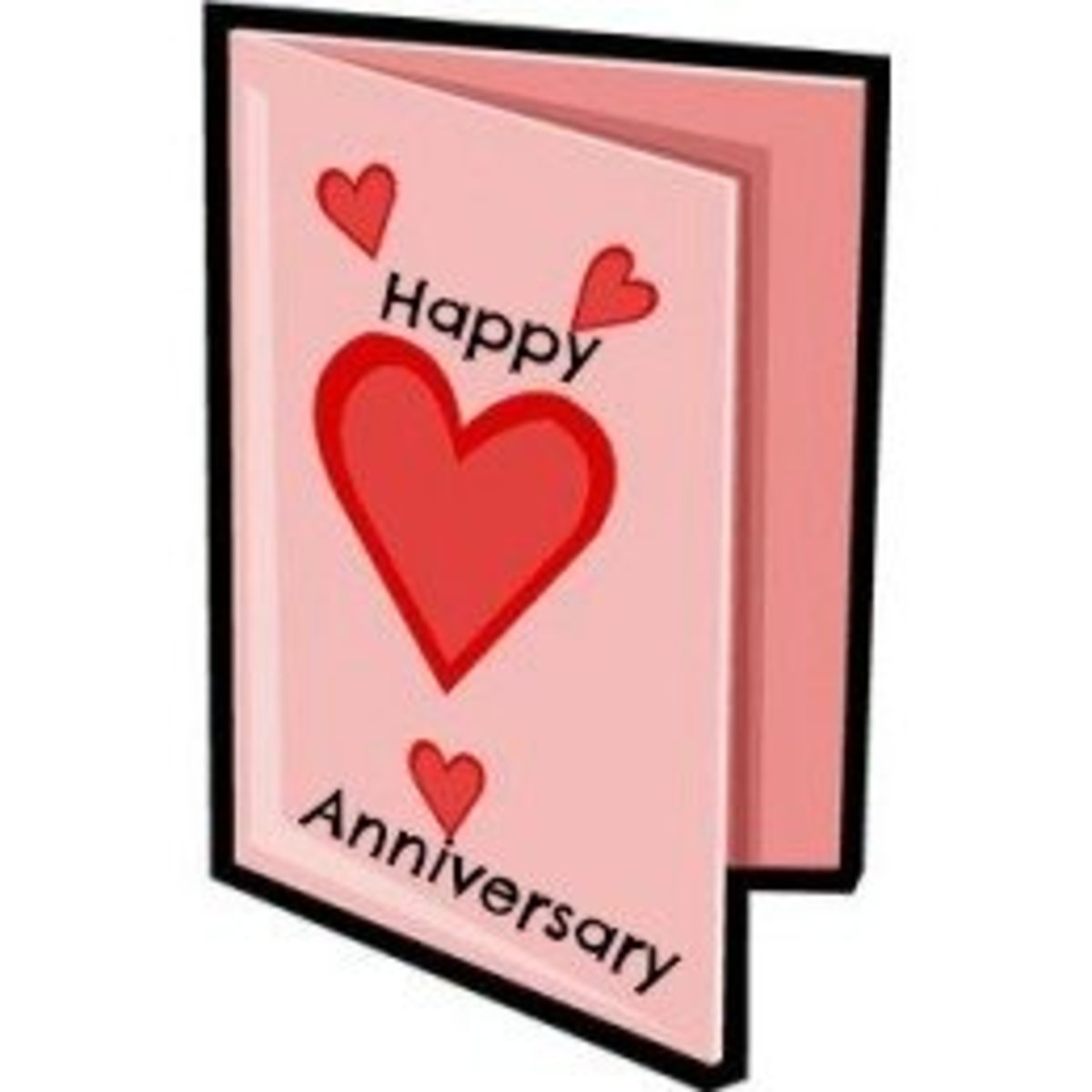 Happy Anniversary Card