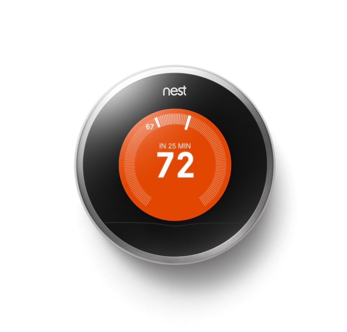 The Nest Thermostat is a revolutionary new gadget that can save you money by knowing when you're home and memorizing your heating and AC needs.