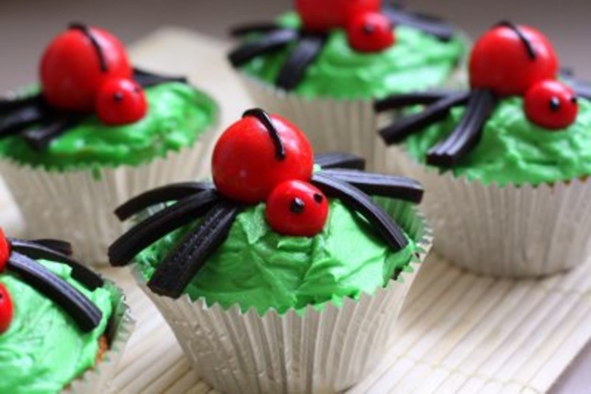 Fun, Quick, and Easy Halloween Party Foods for Any Party