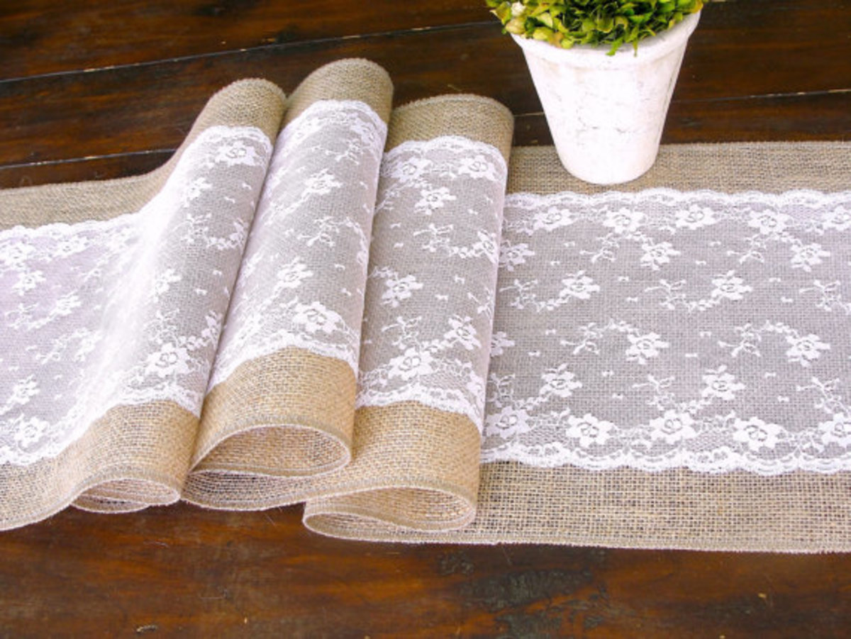 Making Your Own Wedding Linens
