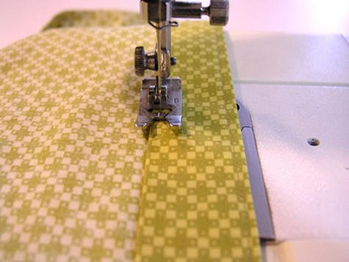 Sewing a Hem With Your Sewing Machine