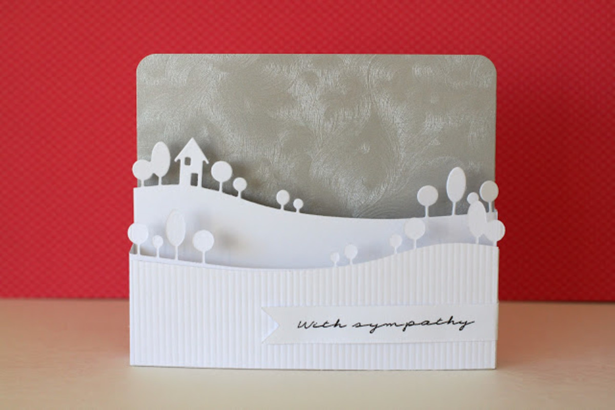 Surprise friends and family with this cute and creative handmade holiday card.