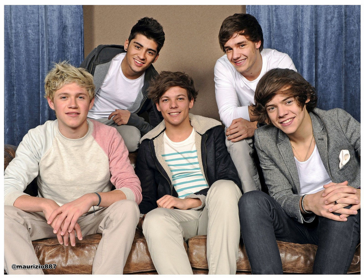 One Direction. Your 11-year-old's crush.