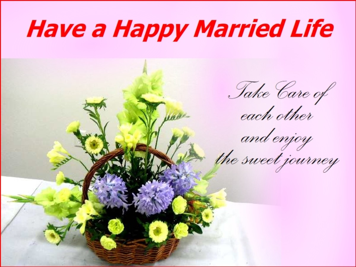 Beautiful Wedding Wishes Card