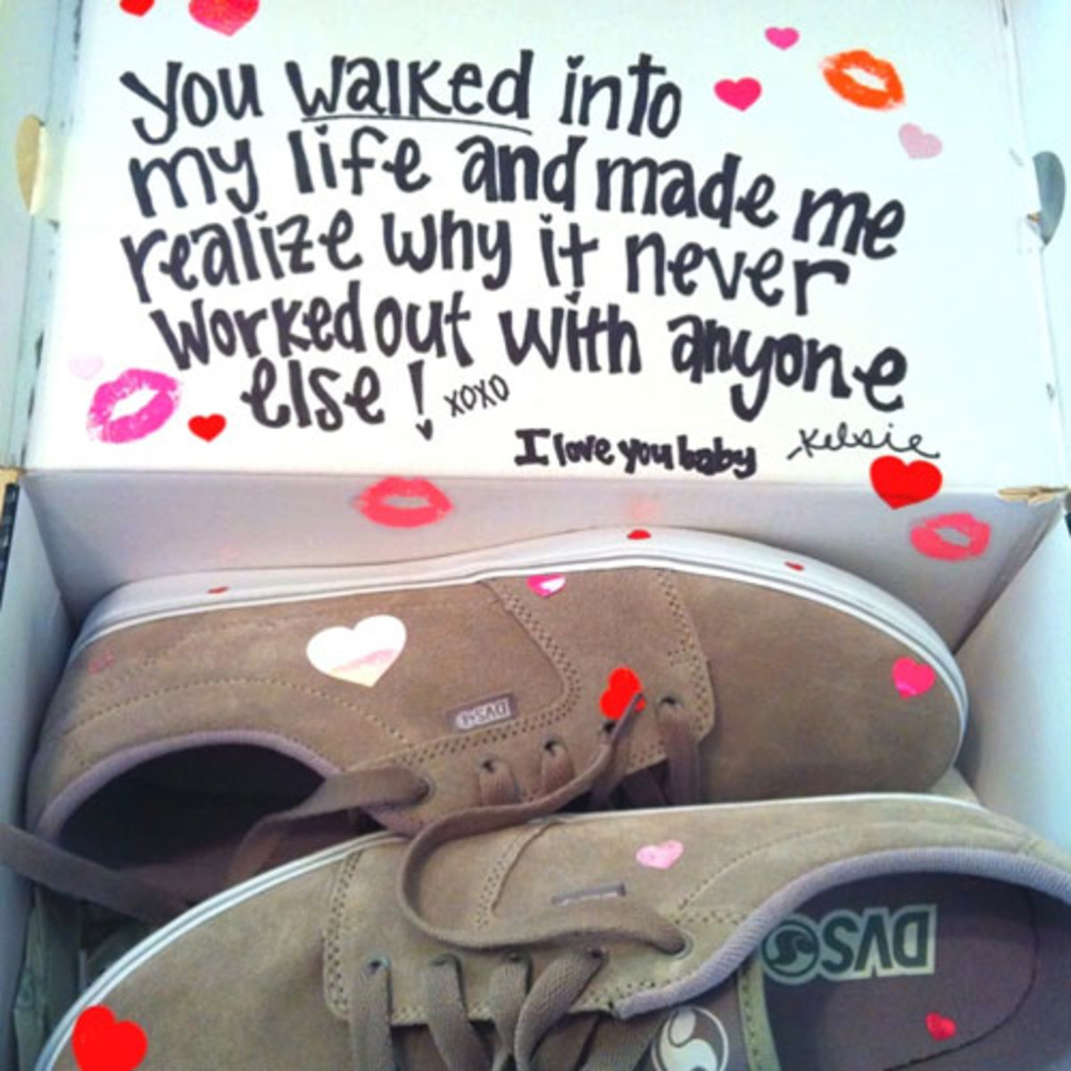Luvd Up Sneakers