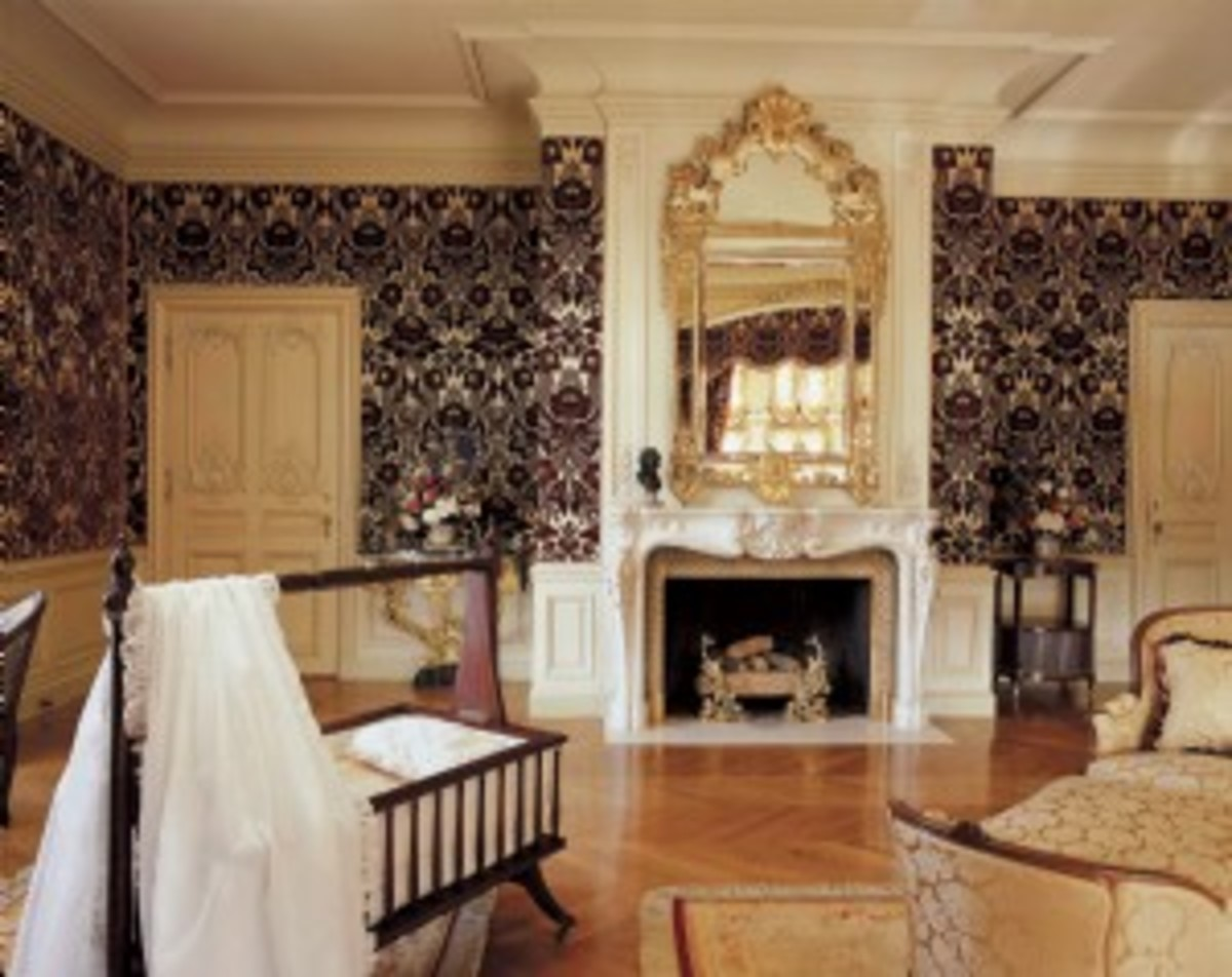 Louis XV Room
