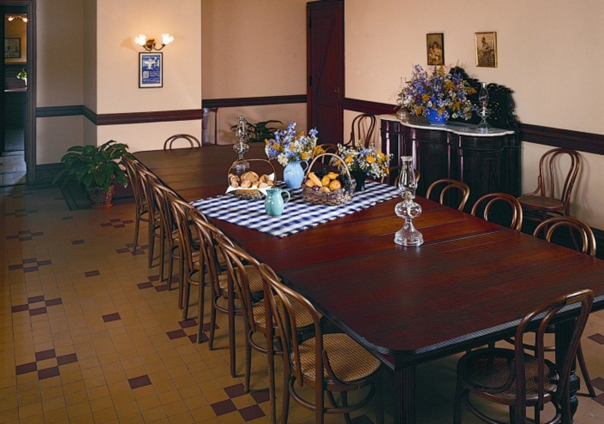 Servant's Dining Room