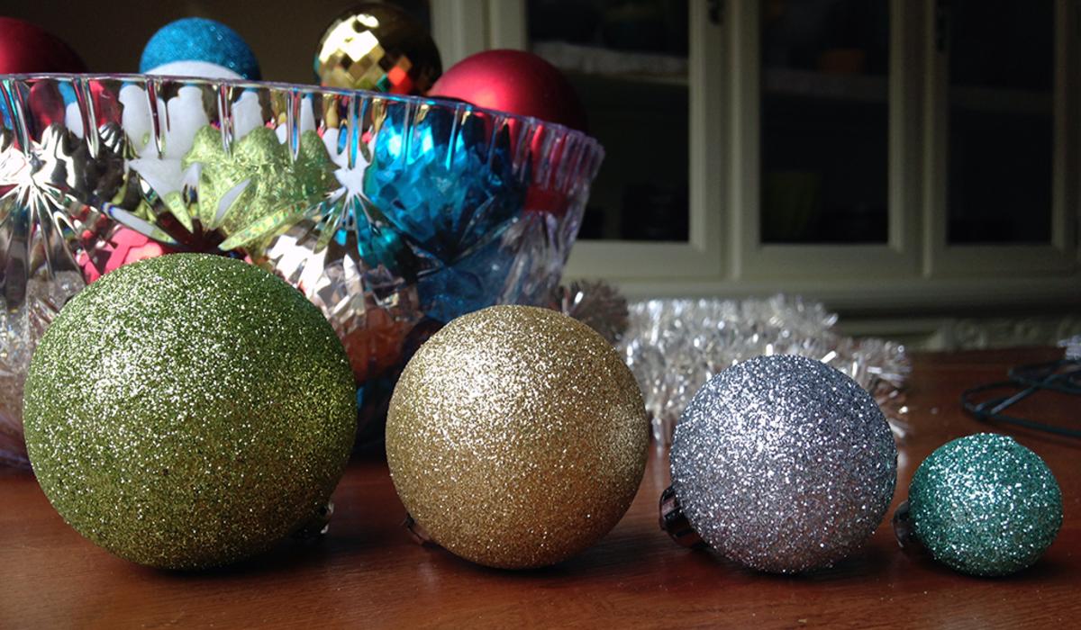 Cheap Christmas Ball Ornaments